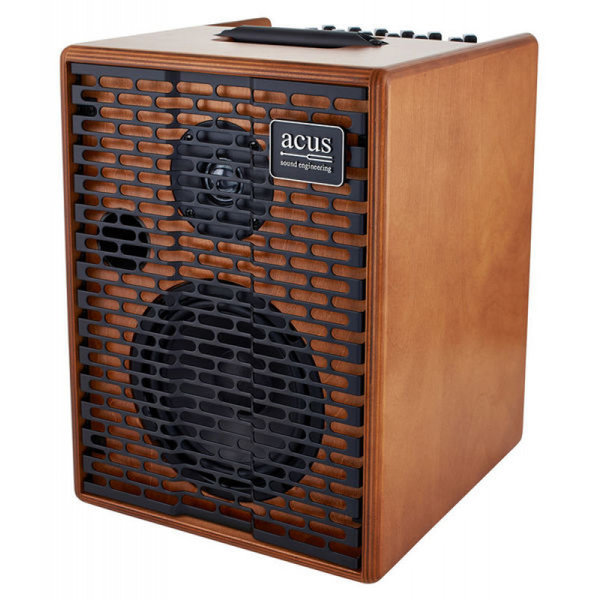 ACUS ONE FOR STREET WOOD AMPLI ACOUSTIQUE 80W + BATTERIE