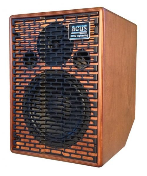 ACUS 8 STAGE Wood 200w