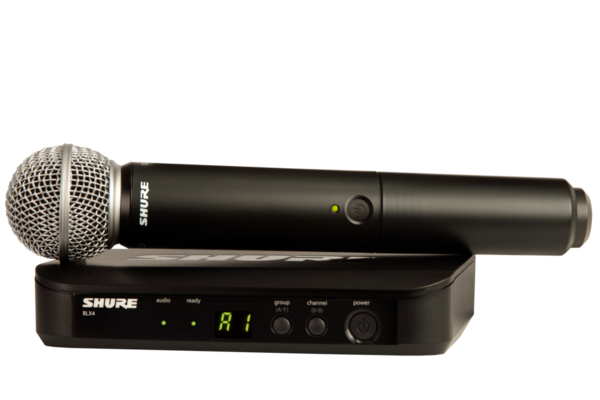 SHURE BLX Wireless Vocal
